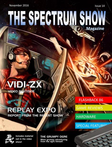 [zx] PDF: The Spectrum Show14 (2016)