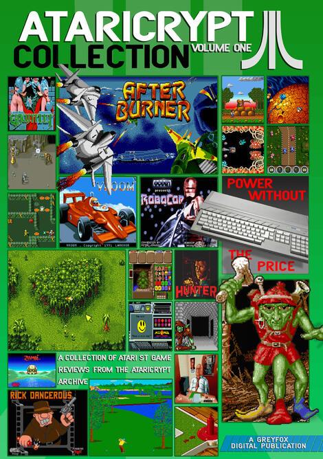 [PDF] Atari ST: AtariCrypt Collection Volume One