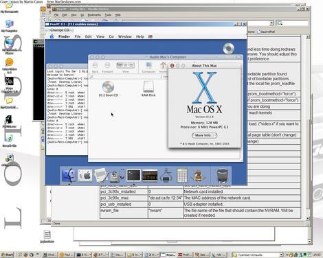 [PowerPC] PearPc 0.5.0