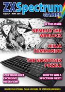 [zx] ZX Spectrum Gamer #4