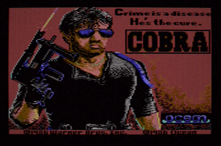 C64 Commodore - Micro64 - Cobra