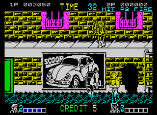 ZX Spectrum - Speccy - Double Dragon