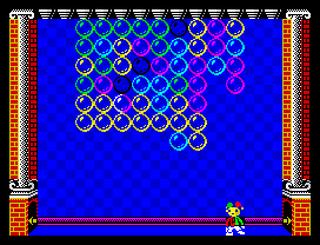 ZX Spectrum - Spectaculator - Extruder