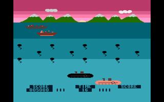 Atari - Alitrra - Sea Wolf II