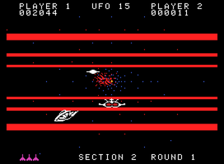 Colecovision - Colem - Buck Rogers