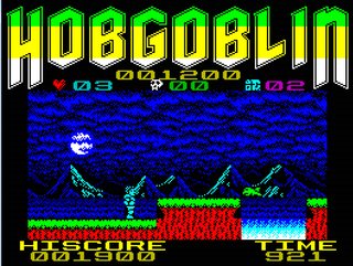 ZX Spectrum - Eighty One - Hobgoblin