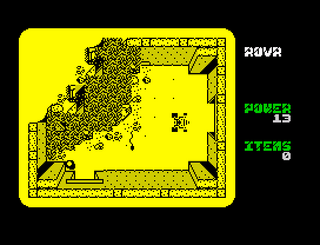 ZX Spectrum - Spectaculator - ROVR