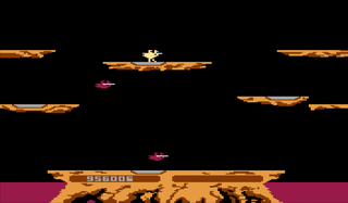 Altirra - Atari - Joust