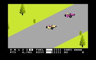 Atari - Alitrra - Ion Roadway
