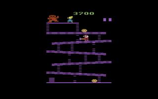 Atari 2600 Stella Donkey Kong