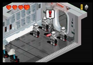 GBA VGBA Lego Star Wars