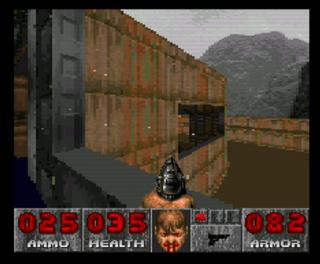 Super Nintendo Snes Snes9x Doom