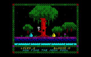 ZX Spectrum - Spectaculator - Nixy