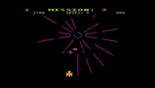 Altirra - Atari - Gorf