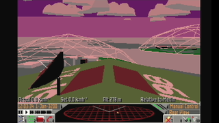 Amiga WinUAE Frontier Elite II