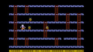 Atari Altirra Apple Panic