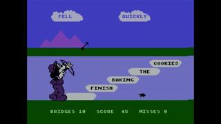 Atari Altirra Mickey in the Great Outdoors