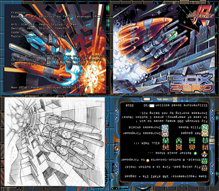 Atari ST Demoscene Game R0x Zero