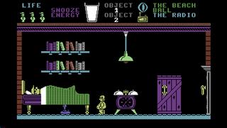 Commodore C64 Hox Pyjamarama