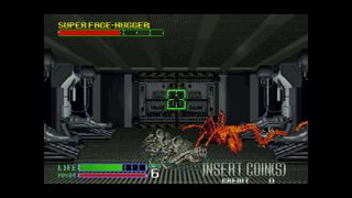 Multi Arcade Mame Aliens 3 The Gun