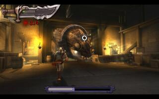 PSP PPSSPP God of War Chain of Olympus