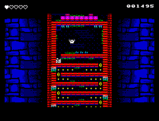Zx spectrym Spectaculator Old Tower