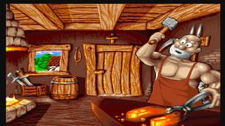 Amiga WinUAE Settlers Intro