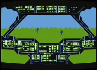 Atari Altirra Super Huey