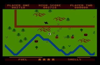 Atari Altirra Tank Commander