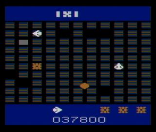 Atari VCS2600 Stella IXION