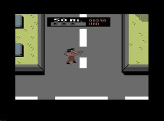 Commodore C64 Hox Ikari 3 Rescue