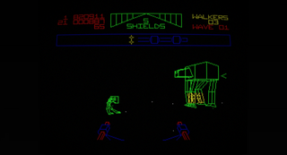 ZX Spectrum Retro Virtual Machine Empire Strikes Back