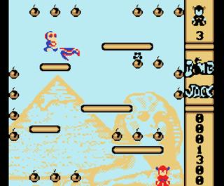 GameBoy ZBoy Bomb Jack