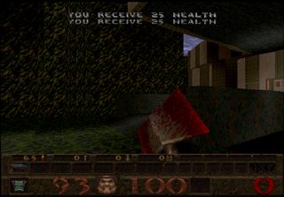 Sega Saturn Kronos Quake
