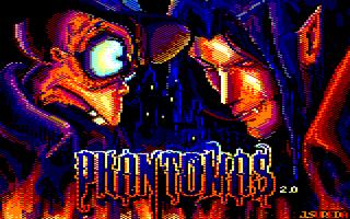 Amstrad Phantomas remake