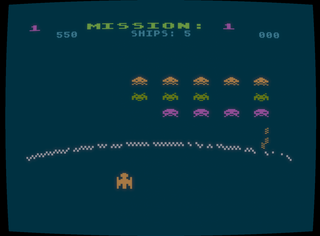 Atari Altirra Gorf