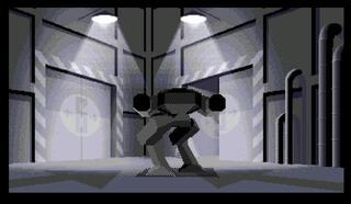 Amiga WinUAE Robocop 3