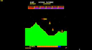 Amstrad CPC Caprice Forever CPCScramble
