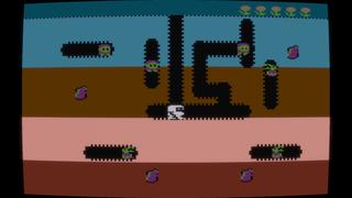 Atari Altirra Dig Dug