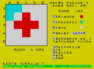 Spectrum Speccy Magiczne Krzyże