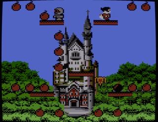 Atari Altirra Bomb Jack