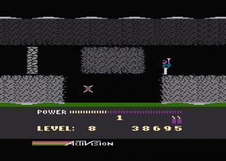 Atari Altirra H.E.R.O