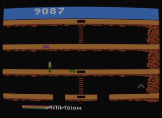 Atari Altirra Pitfall II