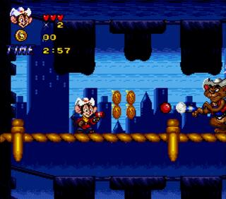 Super Nintendo SNES Snes9X American Tail