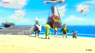 WiiU Cemu Zelda The Wind Waker