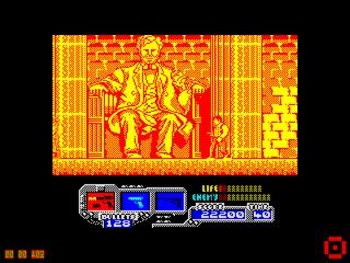 Zx Spectrum ZXSPEC Sly Spy