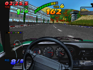 Sega Saturn SSF Need For Speed