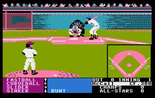 Atari XE Altirra Hardball