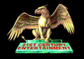 Amstrad CPC Caprice Forever Pinball Logo Amiga