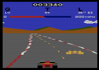 atari 2600 Stella Pole Position